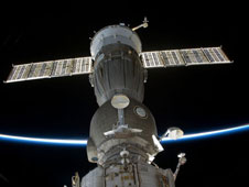 Soyuz Encourages International Space Cooperation