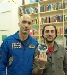 """What's in a name? How Luca's Mission was Named """"Volare"""""""