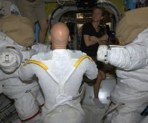 What's up with @Astro_Luca on the ISS this week? June 30 – July 6 Spacewalk Prep [photos]