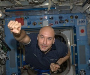 #AskLuca: What Happens in Space