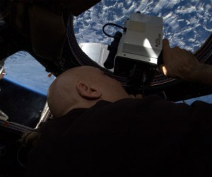 #AskLuca: Claustrophobia on the ISS, Time Zones and More