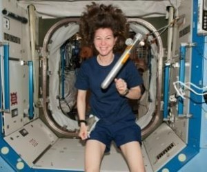 Welcome New Maker Astronaut Cady Coleman