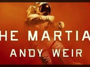 Join my #MartianChat with Author Andy Weir: Don't Miss It!