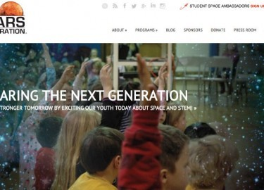 Press Release: Launch of The Mars Generation