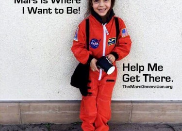 Press Release: The race to Mars – a Teen, a Dream, and a Sack of Potatoes