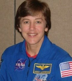 Live Stream With Astronaut Wendy Lawrence and 'Astronaut' Abby