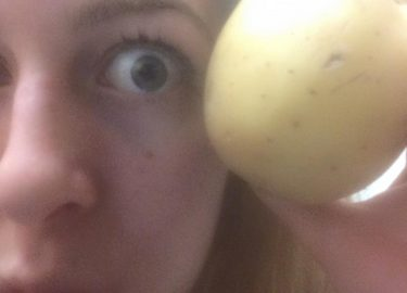 Why Potatoes Matter for Deep Space Exploration?