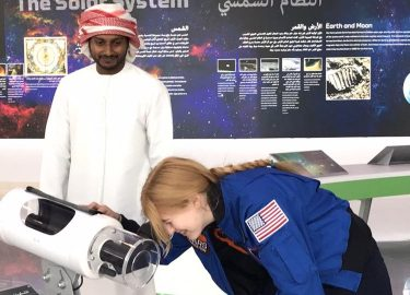 UAE: International STEM and Space Ambassador Visit [Video]