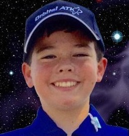 12 Year Old Student Space Ambassador Fundraises to Send Other Kids To Camp