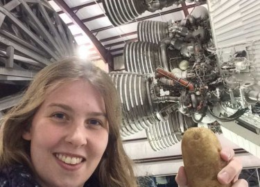 Success for Potato Challenge and Give To Mars Day