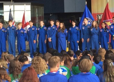PRESS RELEASE: The Mars Generation Opens Applications For 10 Full Paid Space Camp Scholarships