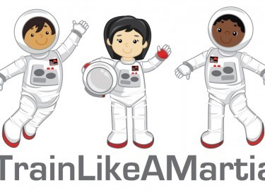 7 Reasons You Should #TrainLikeAMartian April 18-24