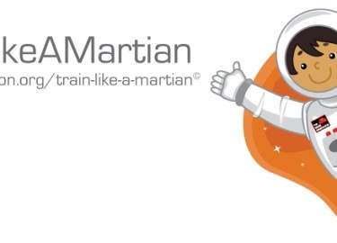 #TrainLikeAMartian: Help Spread The Word And Win Prizes!
