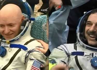 Scott Kelly A Space Pioneer Spends A Year In Space