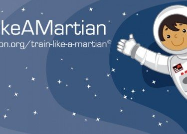 Train Like A Martian And Get Rewards Too!