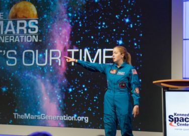 The Mars Generation Joins Kennedy Space Center's Summer of Mars [VIDEO]