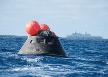 Going to Mars, Part 3A: Orion, The Next Generation of Travel