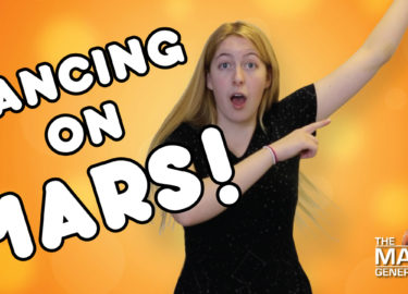Dancing on Mars | #AskAbby Space and Science Show | The Mars Generation