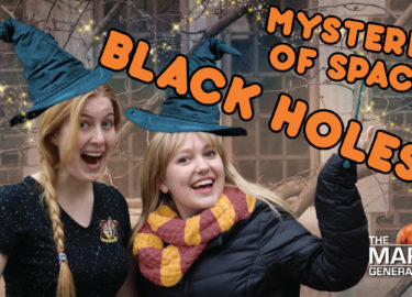 What Are Black Holes Made Of? | #AskAbby Space and Science Show | The Mars Generation