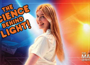 The Science Behind Light |#AskAbby Space and Science Show | The Mars Generation