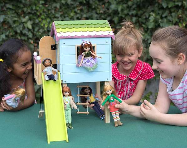 Lottie Dolls Treehouse